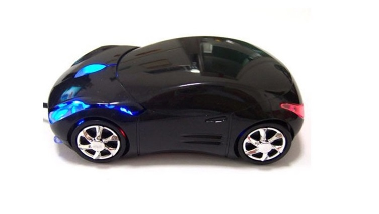 The Mouse / Y in car shape
